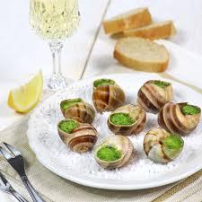 cuisiner les escargots de bourgogne de bourgogne à l ail mairet traiteur