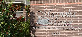 magnolia manor nursing and rehabilitation center shreveport la