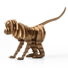 aliexpress com buy 3d puzzle monkey craft paper model cardboard