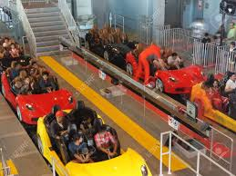 in abu dhabi roller coaster abu dhabi uae dec 22 roller coaster at on yas