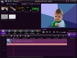 Make Video Meme - easiest movie making software video editing software how to make