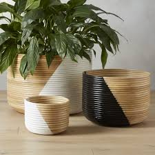 outdoor planters cb2