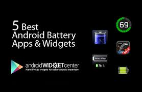 battery app for android 5 best android battery app widget aw center