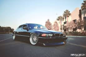 bmw slammed marc u0027s e38 u2013 royal origin