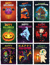 happy halloween vector happy halloween vector illustrations set contain illustrations