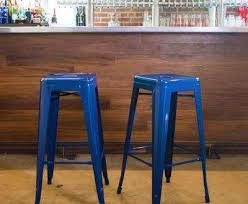 new kitchen awesome blue bar stools kitchen dining room furniture