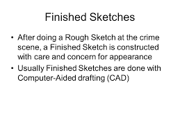 crime scene mapping and diagramming ppt download