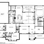 Luxury Ranch Floor Plans Riverbend Luxury Ranch Floor Plan Hibbs Homes