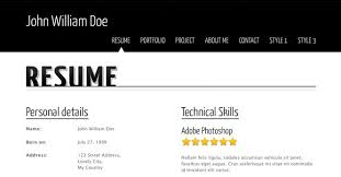 Best Personal Resume Websites by Beautiful Ideas Web Resume 2 18 Of The Best Personal Websites Weve