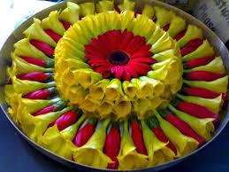 rangoli decoration floating flower decoration rangoli designs