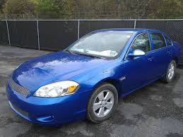 lexus swangas candy blue 06 impala x2 chevy impala forums