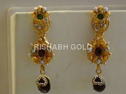 gold drop earrings gold drop earrings gold drop earrings exporter manufacturer