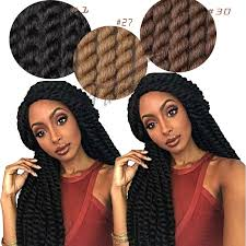 how to pretwist hair aliexpress com buy fashion havana mambo twist crochet pretwist