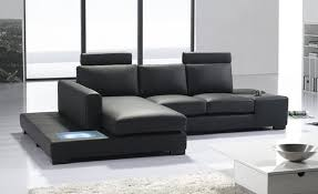 Modern L Sofa Free Shipping Modern L Shaped Simple White Black Cattle Leather