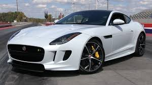 jaguar cars f type 2016 jaguar f type r awd coupe start up road test and in depth