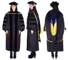 doctorate gown msu special academic regalia by oak cap gown tenure