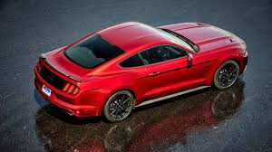 Black Mustang With Pink Stripes 2016 Ford Mustang Coupe Pricing For Sale Edmunds