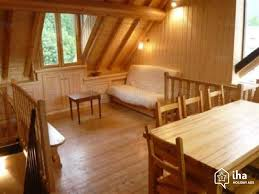 chalet a louer 4 chambres location chalet à chaffrey iha 72455
