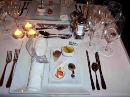 Dining Table Settings Pictures Beautiful Dining Table Setting Pictures Light Of Dining Room