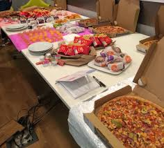junk food baby shower tvc a pr agency with content at its heart
