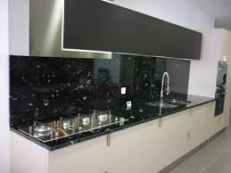 marbre pour cuisine plan de cuisine en granit noir via lactéa valgra sud
