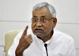 nitish kumar airs support for reservations in private sector jobs