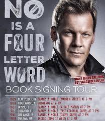 chris jericho going on book signing tour nextmosh com