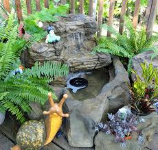 small patio pond backyard waterfall kits u0026 water features