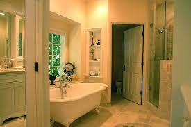 master bathroom remodel beadboard clawfoot tub tarzana ca