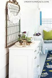 Diy Summer Decorations For Home Diy Summer Porch Decor Ideas