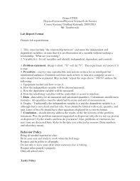 engineering test report template emc implementation engineer sample resume professional lab report