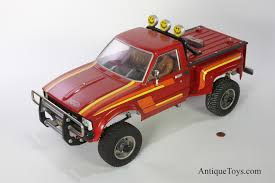 Vintage Ford Truck Beds For Sale - tamiya toyota hilux r c 4 4 vintage 1981 antique toys for sale