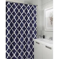 one bella casa all over moroccan shower curtain u0026 reviews wayfair ca