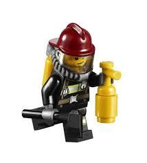 13 lego cartoon fireman images firemen