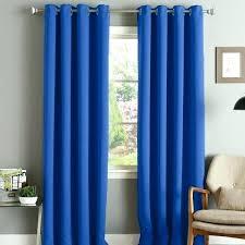 Bright Blue Curtains Bright Blue Curtains Bosli Club