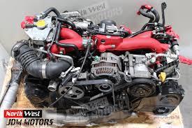subaru engine turbo jdm 06 07 subaru impreza wrx sti ej207 version 9 turbo avcs engine