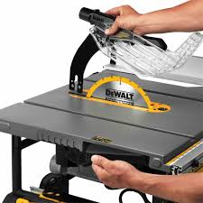 dewalt table saw rip fence extension dewalt table saw lowes in irresistible jobsite table saw also guard