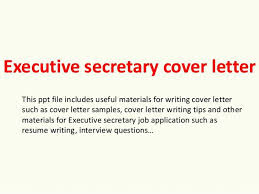executive assistant resume bullet points secretary cover letter 1