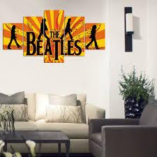 beatles home decor fabulous puff vinilos de los beatles regalos