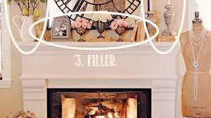 Mantel Fireplace Decorating Ideas - best 25 fireplace mantel decorations ideas on pinterest fire