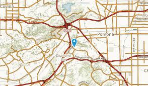 map of pomona california best trails near pomona california 10 photos 12 reviews