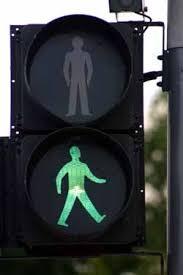Green Man Meme - pelican crossing nick says