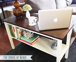 Build Wooden End Table by Diy Perfect End Table