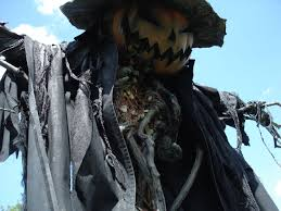 collection scarecrow halloween decorations pictures halloween