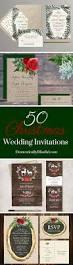 50 christmas wedding invitations christmas wedding invitations