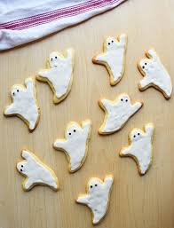 easy ghost cookies nelliebellie u0027s kitchen
