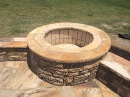 fire pit gallery atlanta outdoor fireplaces stone fire pits stoneage gallery