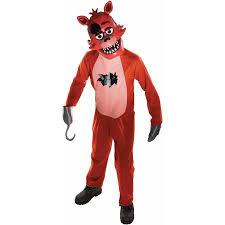 Hershey Halloween Costume Nights Freddy U0027s Foxy Child U0027s Halloween Costume Medium 8