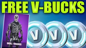 how to get free v bucks fortnite battle royale youtube