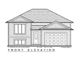 raised bungalow house plans no garage